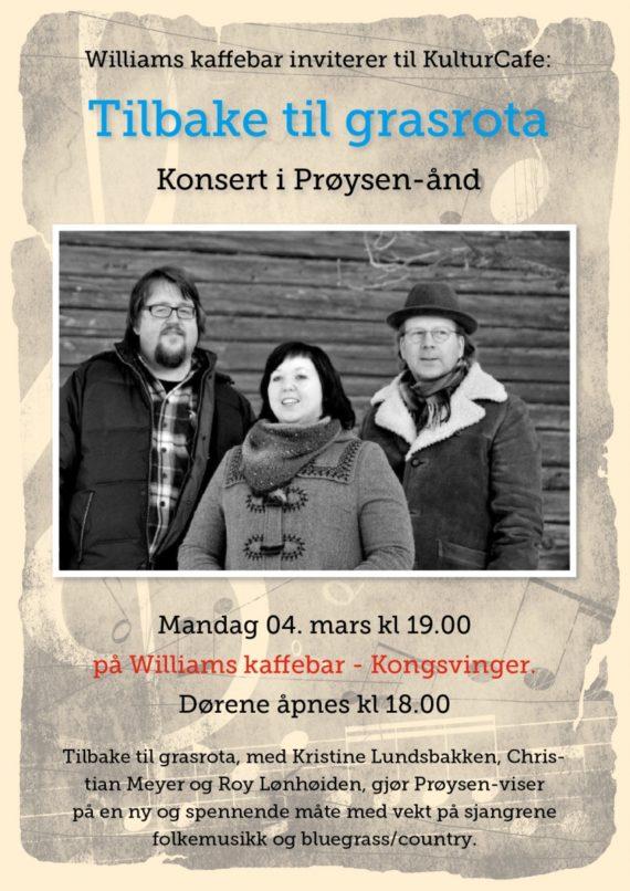 plakat Kongsvinger